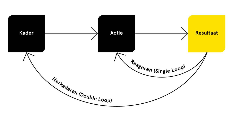 Single en double loop leren